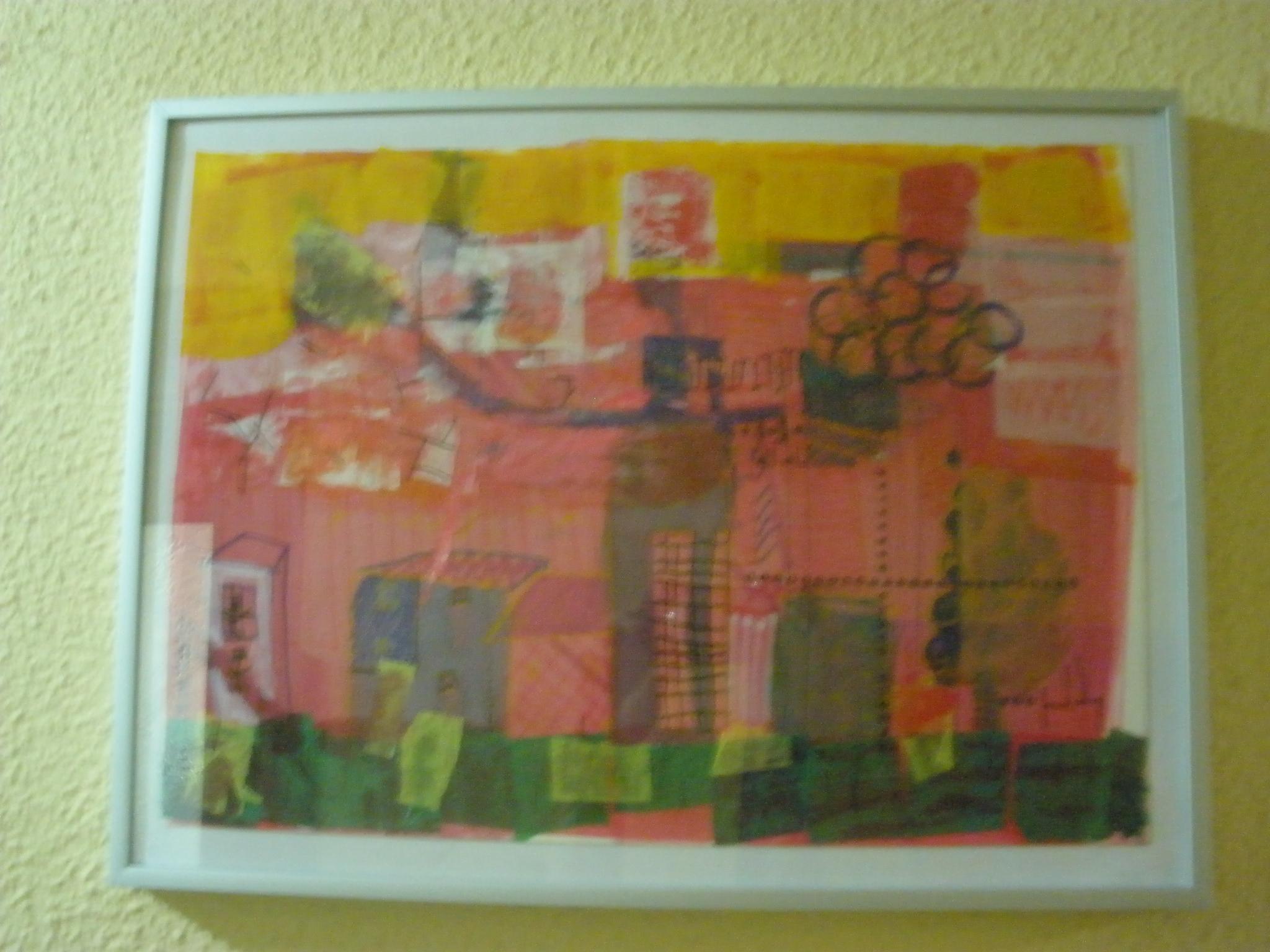 Abstracto Julio 211