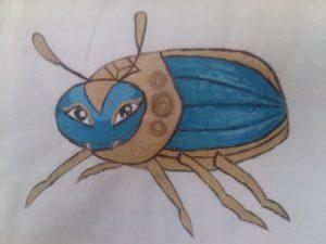 Escarabjo egipcio