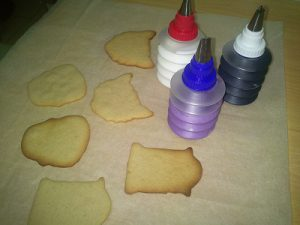 Decorando Galletas