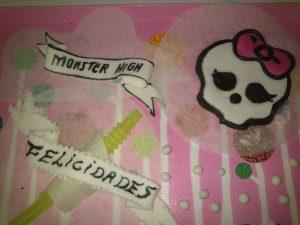 Tarta Monster High 3