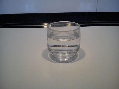 Niscalos, agua