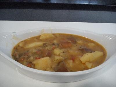 Patatas con niscalos (8)