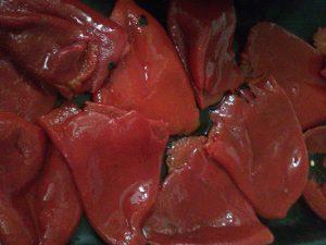 pimientos rellenos carne (3)