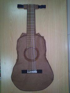Disfraz guitarra