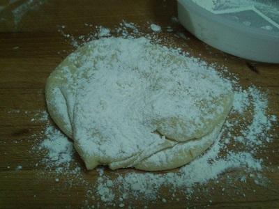 Pastas tradicionales