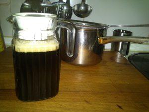 Almibar de café (4)