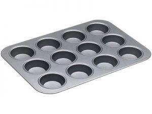 Bandeja hornear cupcakes