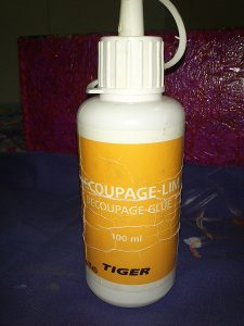 Reciclar con decoupage (2)