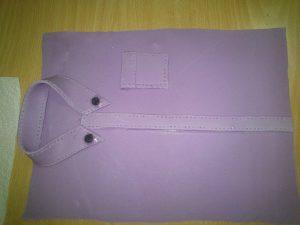 Tarta Camisa de Fondant (3)
