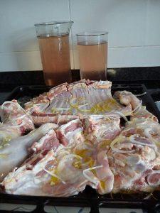 Lechazo asado (4)