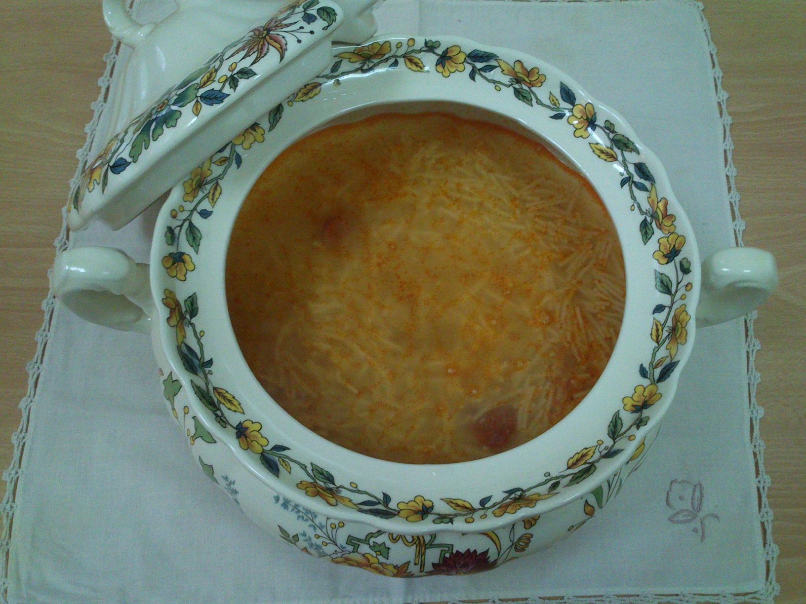 Sopa de fideos (3)