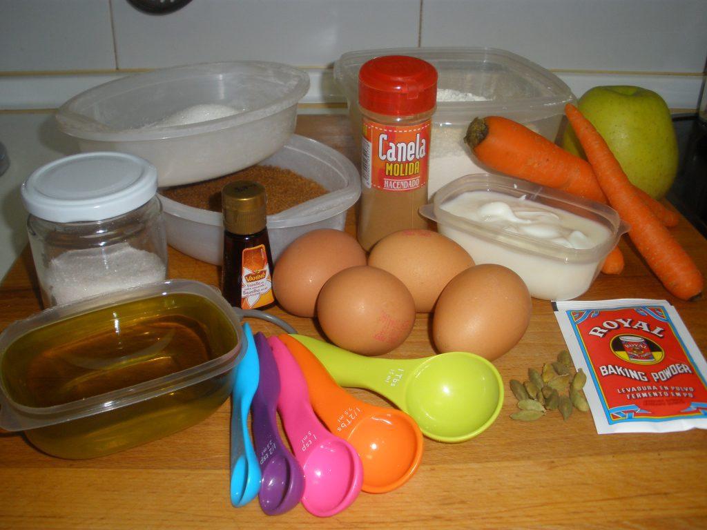 Bizcochos de zanahoria,manzana y cardamomo (16)