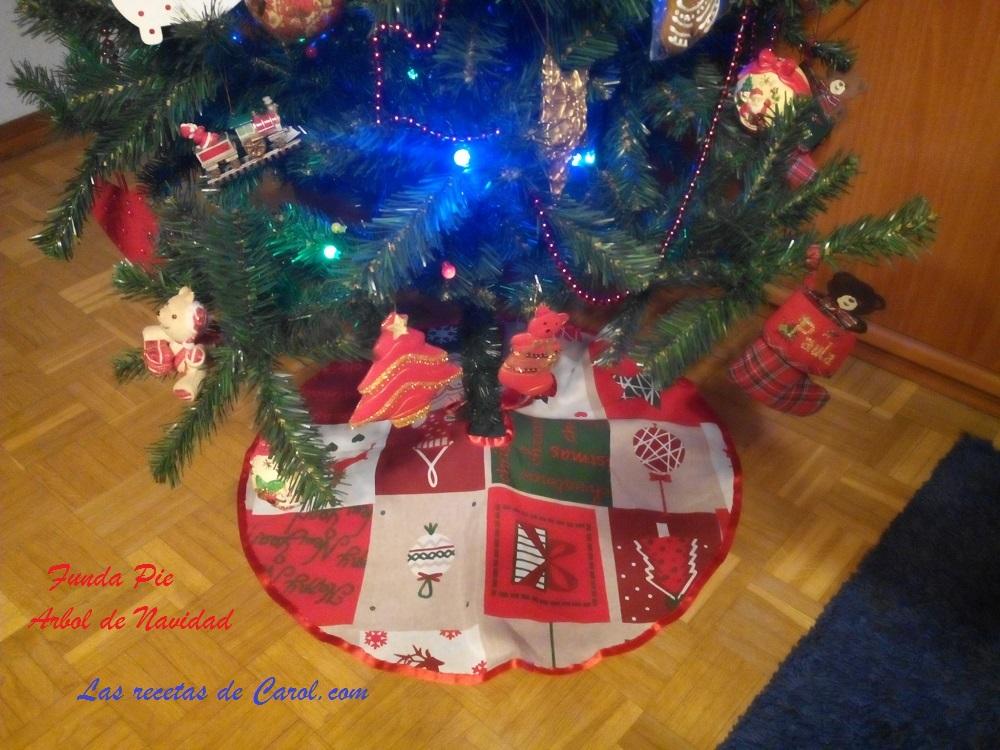 Funda Pie Arbol de Navidad