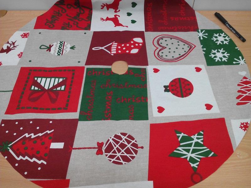 Funda Pie Arbol de Navidad (11)