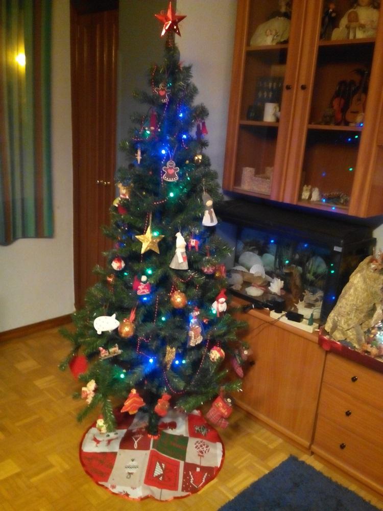 Funda Pie Arbol de Navidad (2)