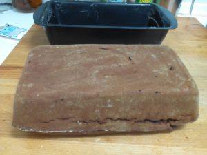 Tarta de Zanahoria y chocolate (5)