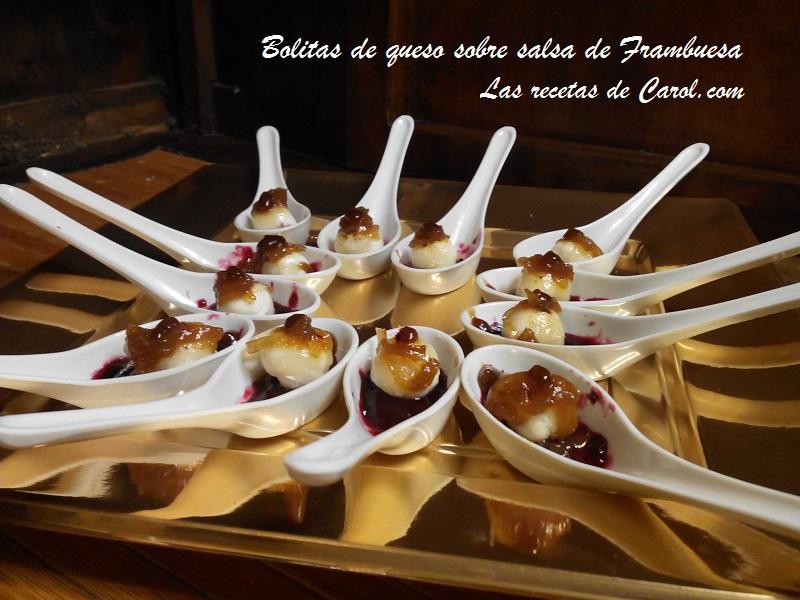 Bolitas de queso (2)