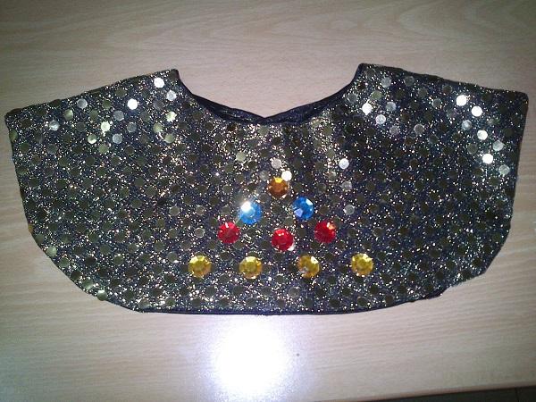 Cuello disfraz egipcio (3)