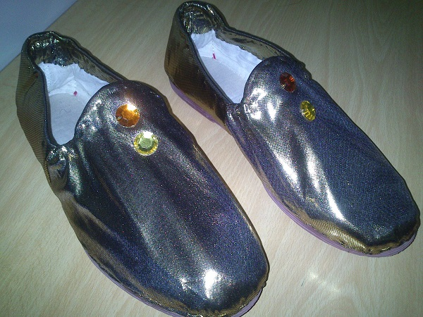 zapatos egipcio