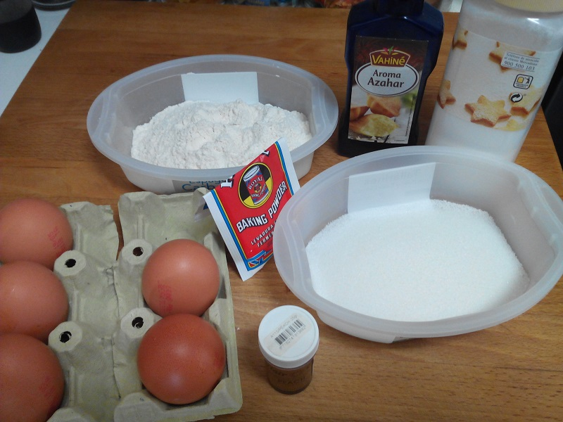 Bizcochos de Soletilla naranjas (13)