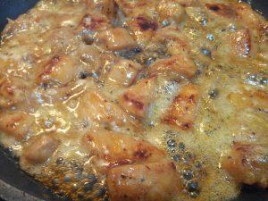 Brochetas de pollo  con soja (6)
