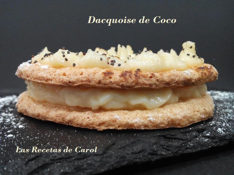 Dacquoise de coco (21)