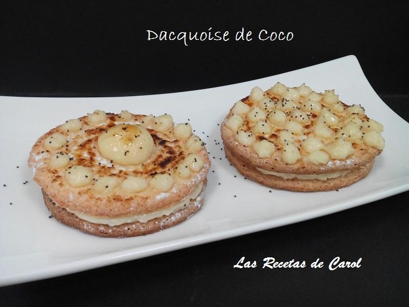 Dacquoise de coco (3)