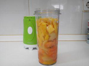 Smoothie de Mango y leche de soja con jengibre (7)
