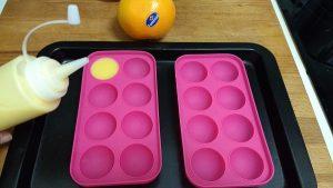 Bolitas de crema de naranja (3)