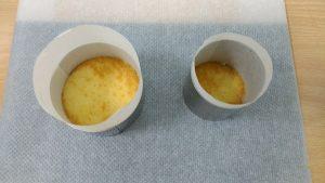 Mousse de chocolate, crema de naranja y glaseado (11)