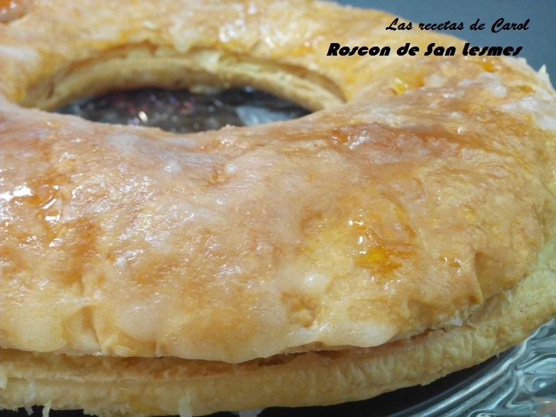 Roscon de San Lesmes (2)